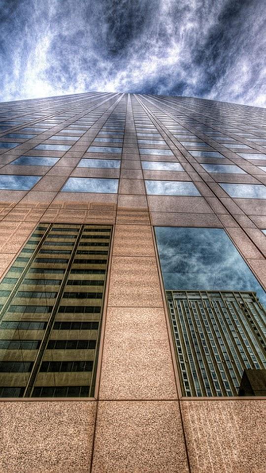 Modern Skyscraper   Galaxy Note HD Wallpaper