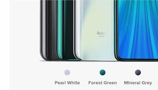 Redmi 8 Pro color