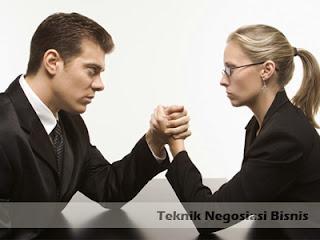 teknik negosiasi bisnis