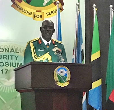 Stay Off Politics - Army Chief, Buratai Warns Soldiers as Rumours of Military Coup Spread in Nigeria