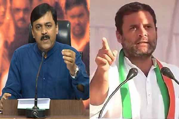 gvl-narsimha-rao-slams-congress-for-questioning-income-tax-raid