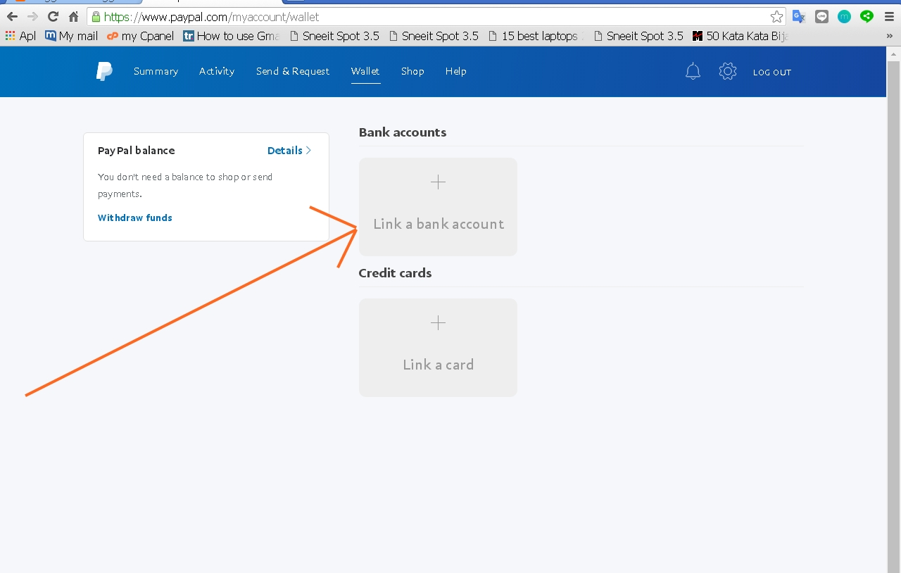 Cara Verifikasi Akun Paypal Dengan Akun Bank Tebaru