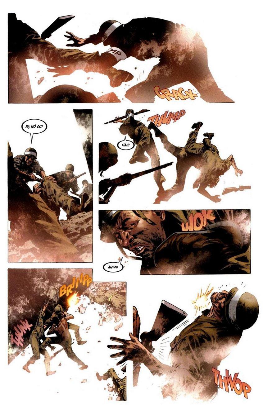 Ultimate Origin chap 1 trang 17