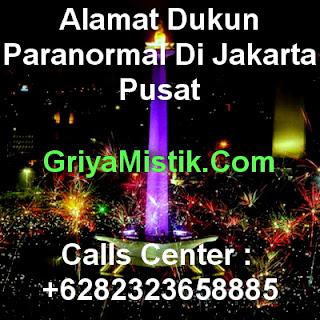 Alamat Dukun Paranormal Di Jakarta Pusat