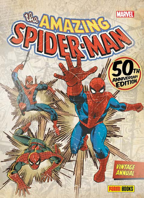 Amazing Spider-Man 50th Anniversary Edition Vintage Annual, Panini
