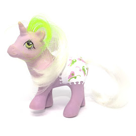 My Little Pony Baby Glider Year Seven Baby Fancy Pants Ponies G1 Pony