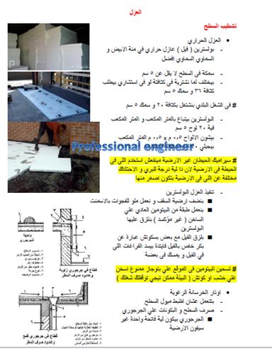 كتاب هام جدا لكل مهندس عن اعمال التشطيبات بالتفصيل