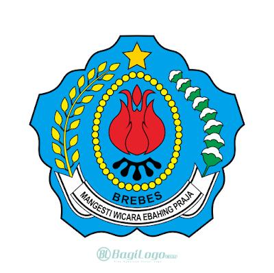 Kabupaten Brebes Logo Vector
