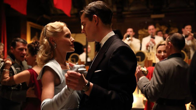 Review en castellano de la serie británica 'SS-GB' con Sam Riley y Kate Bosworth