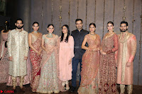 Models Unveiling Of Spring Summer 17 Collection by Shyamal and Bhumika ~  Exclusive 08.JPG