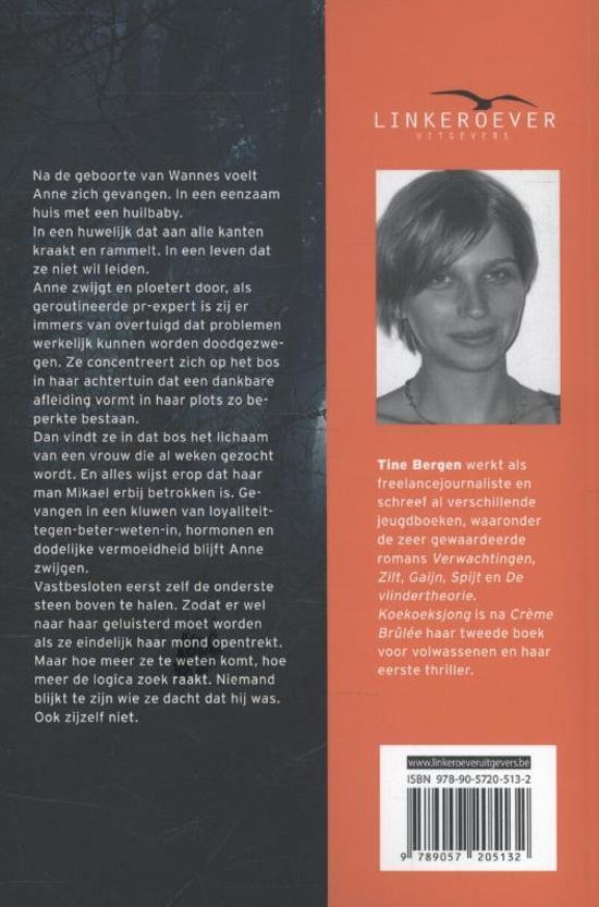 Koekoeksjong van Tine Bergen