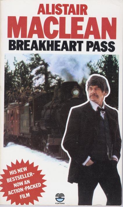 Casual Debris Alistair Maclean Breakheart Pass 1974