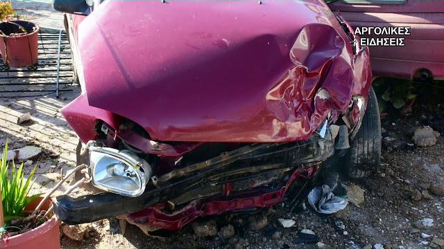 27 τροχαία ατυχήματα τον Ιανουάριο στην Πελοπόννησο