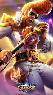 Sun Rock Star Heroes Fighter of Skins