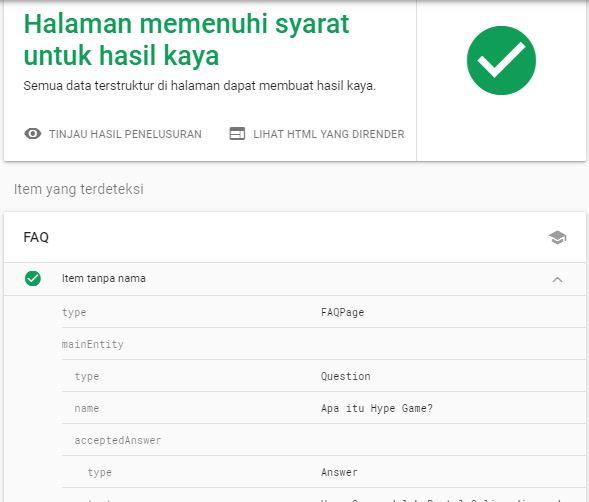 Cara Memasang Schema Markup FAQ Dengan Google Tag Manager 18