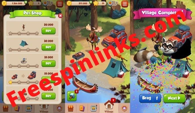 Pet Master All village List & Cost