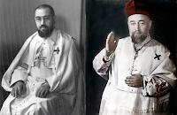 Prelatial Dress of the Religious Orders: The Trinitarians