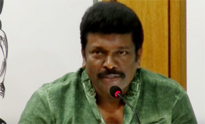 Please Vote For NOTA Actor Parthiban New Awareness Campaign