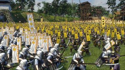 لعبة TOTAL WAR SHOGUN 2 للكمبيوتر كاملة
