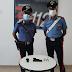 Bari-San Paolo. I Carabinieri arrestano un 27enne armato di pistola [CRONACA DEI CC. ALLINTERNO]