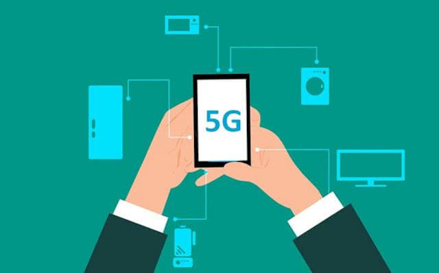 الجيل الخامس من شبكات الاتصال 5G