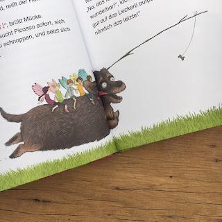 Leonie Looping: Die Waldolympiade Autor: Cally Stronk Illustrationen: Constanze von Kitzing Verlag: Ravensburger