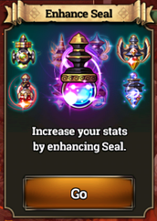 Zenonia S Upgrade SEALS