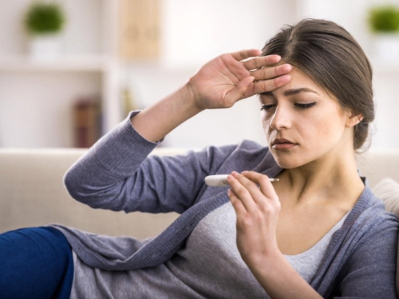 Os 10 principais sintomas e causas comuns de febre