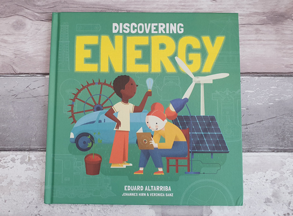 Discovering Energy - new kids book