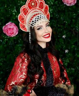 Elena Nizhegorodtseva - Miss European beauty - 2019