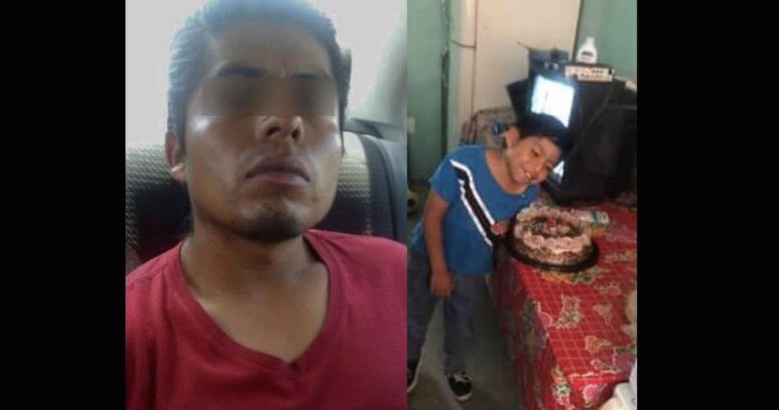 VIDEO: Julián, de 7 años, desapareció y, luego, lo hallaron muerto en un tambo. Su medio hermano, de 25 años, lo mató.
