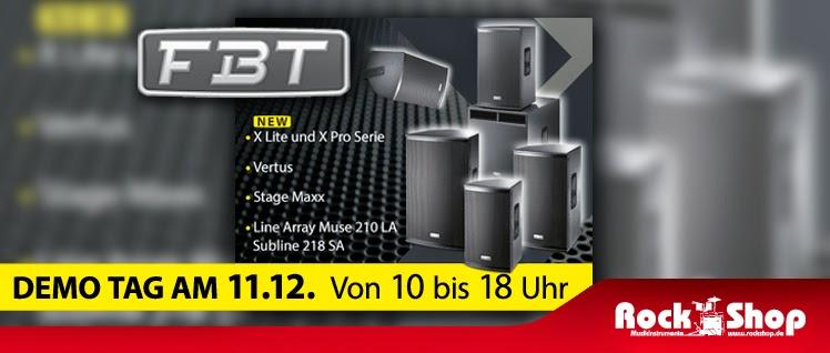FBT X-Lite X-Pro Vertus Stagemaxx