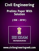 civil engineering prelims exam paper solution pdf download free