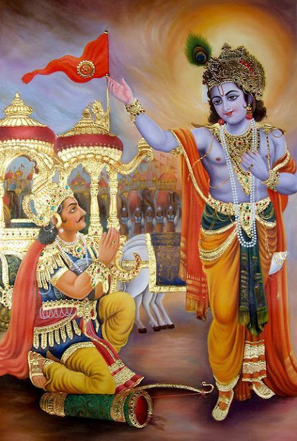 AbhimanyuStory_Mahabharat