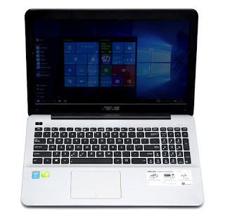 Laptop Gaming ASUS A555L Core i5 Dual VGA