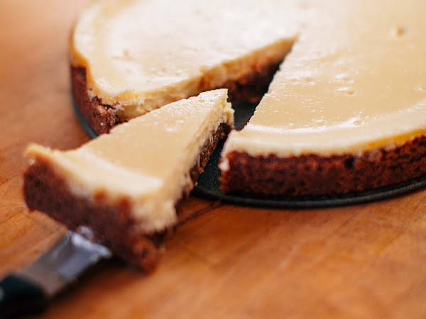 The Best Brownie Cheesecake Recipe EVER.