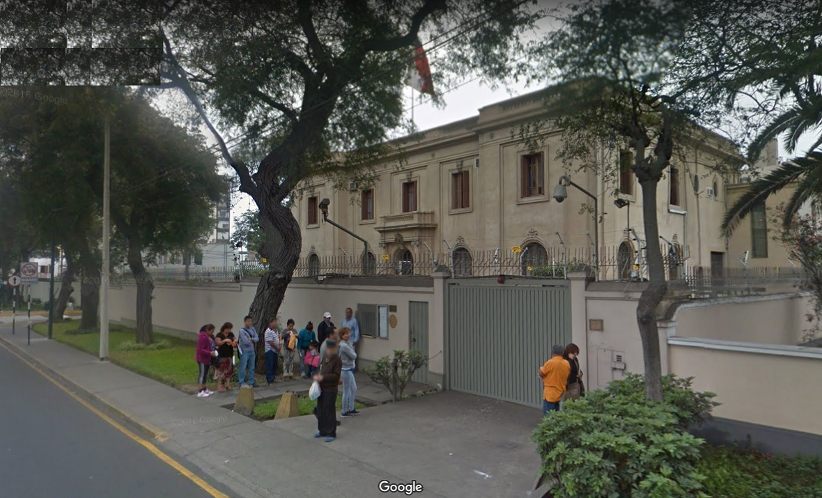 Embajada de Chile en Lima