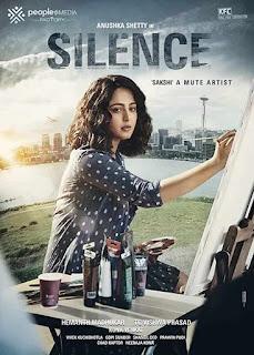 Nishabdham / Silence First Look Poster 6