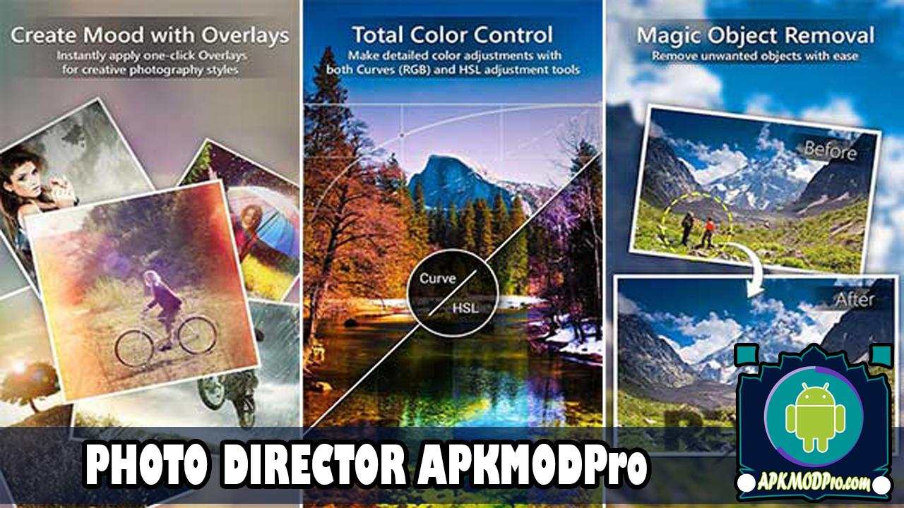 Download Download PhotoDirector APK v9.1.5 (MOD, Premium)
