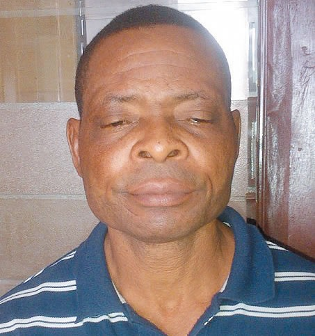 Omg!!! See The Drug Baron Caught Hiding 450g of Cocaine In His Anus at The Murtala Muhammed International (Photo)