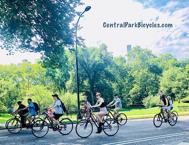 Central Park Bike Tours - Central Park Bicycles, NYC