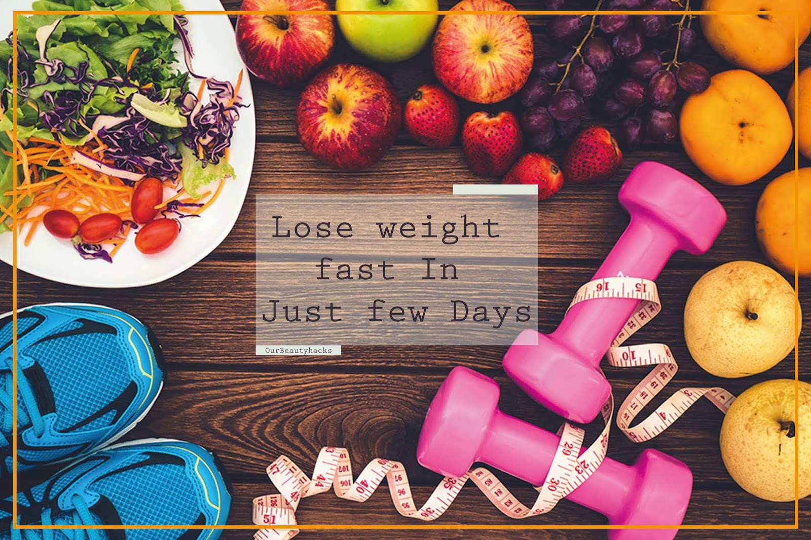 what foods make you lose weight fastest