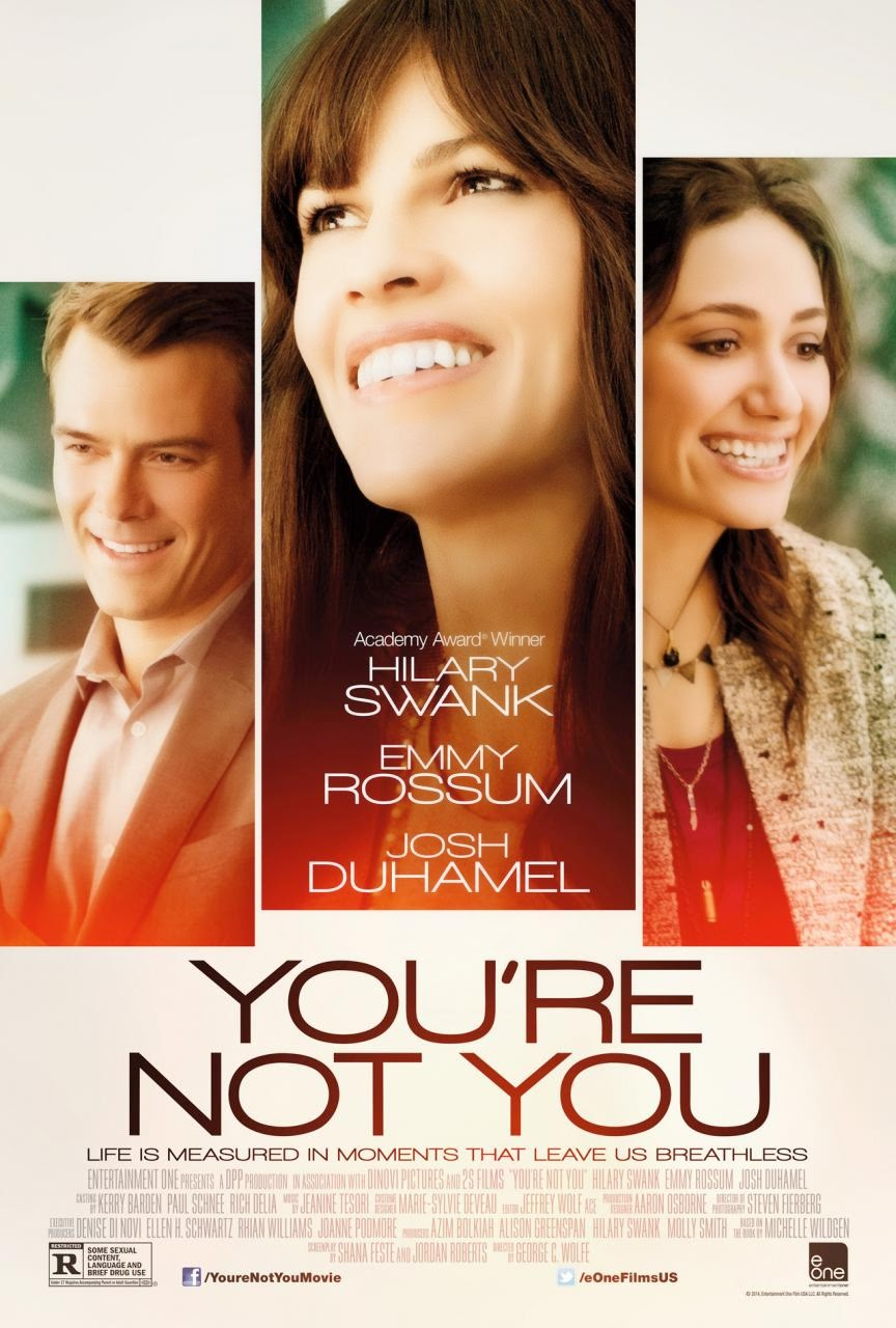 You're Not You: A Movie That Gives Face To The Victim Of ALS
