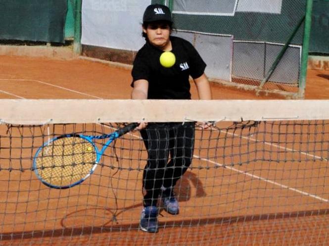 Mendocina por adopción: Sofía Melgarejo Díaz sueña con jugar un Grand Slam