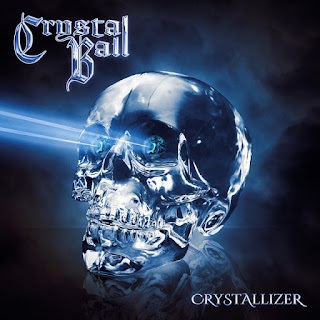 "Το lyric video των Crystal Ball για το ""SOS"" από το album ""Crystallizer"""
