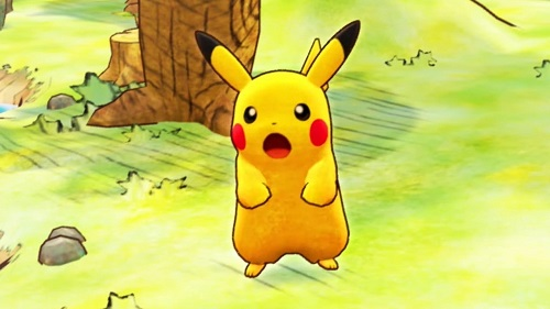 Pokemon Mystery Dungeon: Rescue Team DX is announced