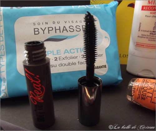 "box beauté, blog beauté, Glossybox ""Joyful Diversion"""