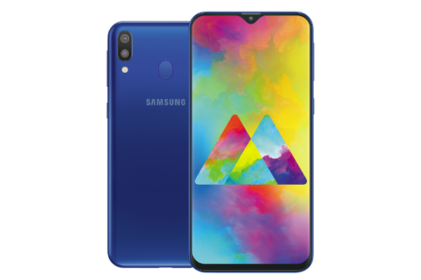 SAMSUNG launches Galaxy M20 and Galaxy M10 smartphones with Infinity-V display