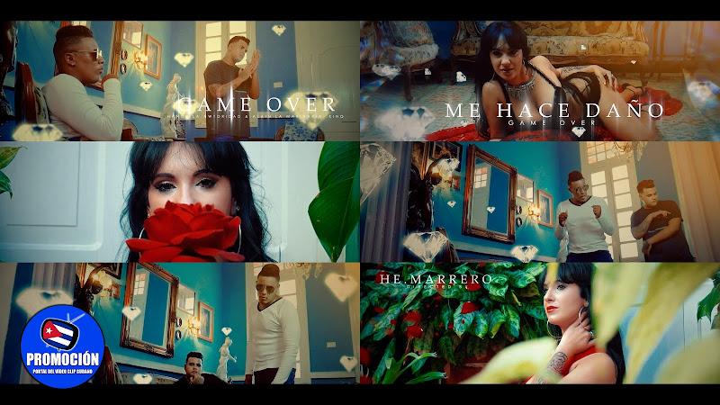 Game Over - ¨Me hace daño¨ - Videoclip - Director: HE. Marrero. Portal Del Vídeo Clip Cubano. Música cubana. Reguetón. Cuba.