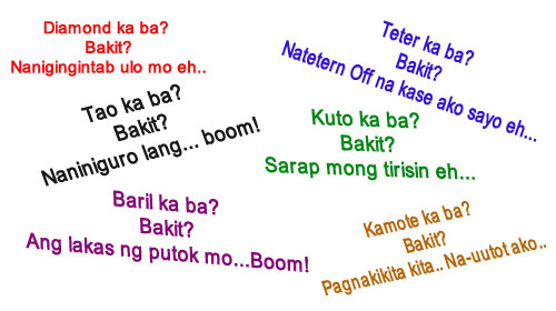 pinoy sweet text quotes